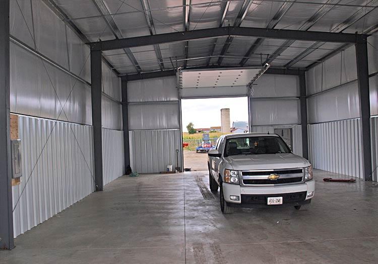 Garage Kits Olympia Steel Buildings Of Canada