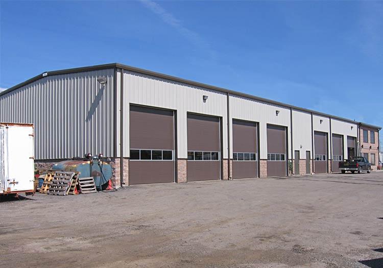 Commercial Steel Buildings : Steel buildings olympia