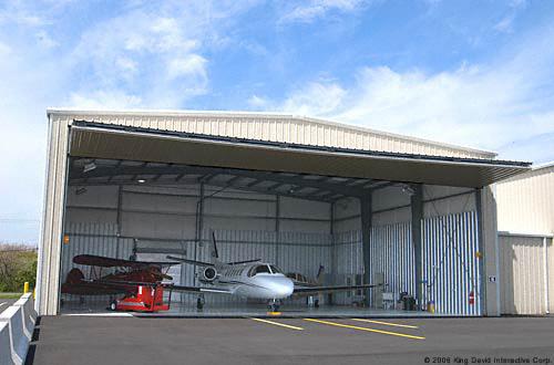 Airplane hangar gallery olympia steel buildings for Architecture hangar