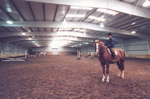 Horse Riding Arenas Olympia Steel Buildings Of Canada