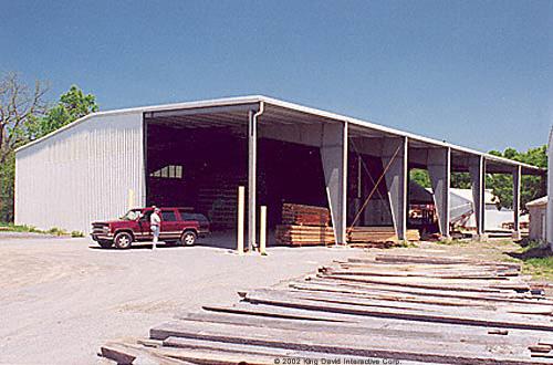 Industrial Buildings Olympia Steel Buildings Of Canada