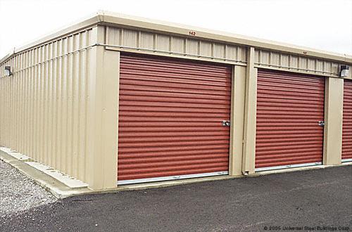 Mini Storage Buildings Olympia Steel Buildings Of Canada