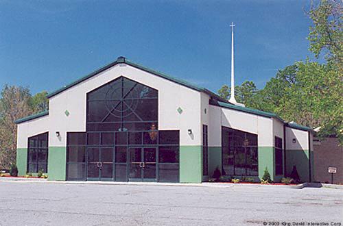 Metal Church Buildings Designs
