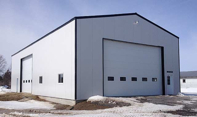 Recent Projects: Agricultural Buildings