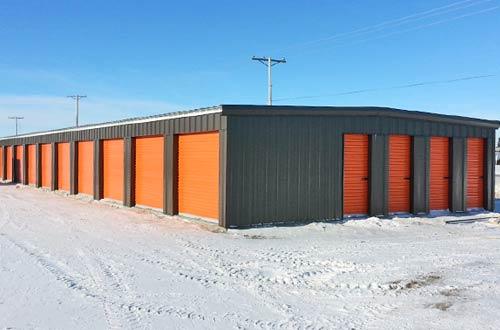 Steel Buildings Ontario >> Mini-Storage Buildings | Olympia Steel Buildings of Canada