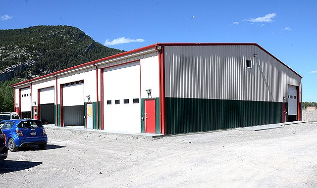 Commercial Building in Bighorn, AB